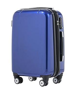 Calibag Trolley rígido Classic 55cm (Azul)