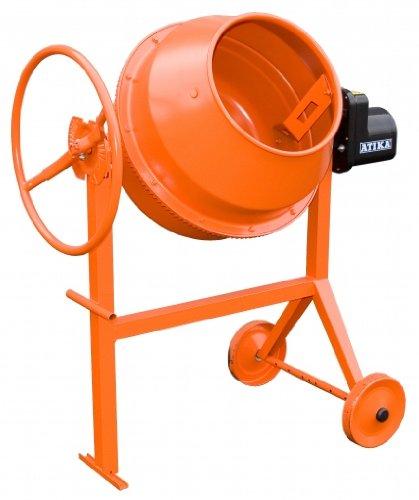 Atika-Mix130-Betonmischer-600-Watt-125-Liter