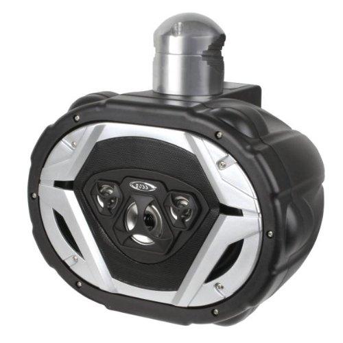 """Boss Audio Mrwt69 550-Watt 4 Way Marine 6"""" X 9"""" Waketower"""