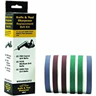 Professional Tool Mfg. WSSA0002012 Replacement Belt Sharpening Kit Accessories