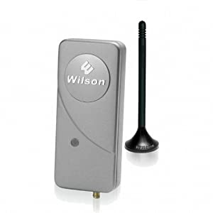 Wilson Electronics - MobilePro - Portable Cell Phone Signal Booster - Includes 4-Inch Magnet Mount Antenna