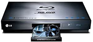 LG Lecteur HD-DVD BH100 compatible disque Blu-Ray