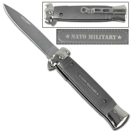 Striker Spring Assisted Knife - Nato Ash