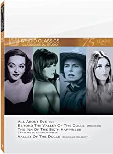VALLEY OF THE DOLLS / ALL ABOUT EVE / BEYOND THE VALLEY OF THE DOLLS / INN OF THE SIXTH HAPPINESS