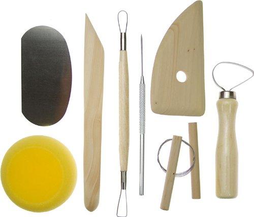 SE Pottery Tool - 8 Pc Set