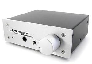 Lehmann Audio Rhinelander High End Kopfhörerverstärker silber
