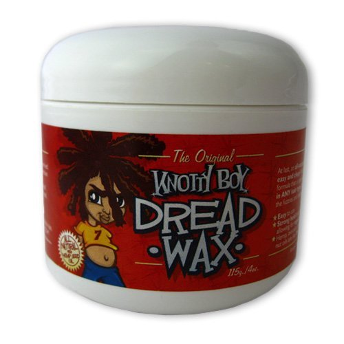 Knotty Boy Dread Wax 4 oz Light