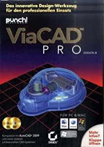 Punch! ViaCAD 6 Pro (PC + Mac)