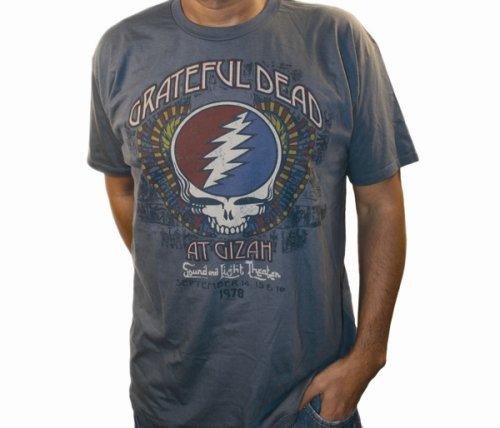 Wea Men 39 S Grateful Dead Mason T Shirt