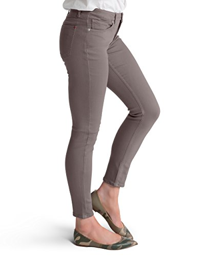 Spanx The Slim-X Tencel Ankle Jeans, SD6715, Lunar Gray, 30