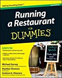 img - for Running a Restaurant for Dummies (Paperback)--by Michael Garvey [2011 Edition] book / textbook / text book