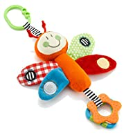 Play & Go Musical Butterfly Linking Toy