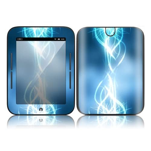 Electric Tribal Design Decorative Skin Cover Decal Sticker for  NOOK Simple Touch 6 inch Touchscreen eBook Reader