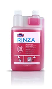 Urnex Rinza Acid Formula Milk Frother Cleaner, 32-Ounce from Urnex