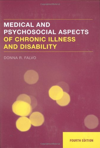 Medical and Psychosocial Aspects of Chronic Illness and...