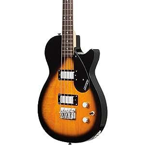 gretsch g2224 junior jet electric bass guitar ii tobacco sunburst musical instruments. Black Bedroom Furniture Sets. Home Design Ideas