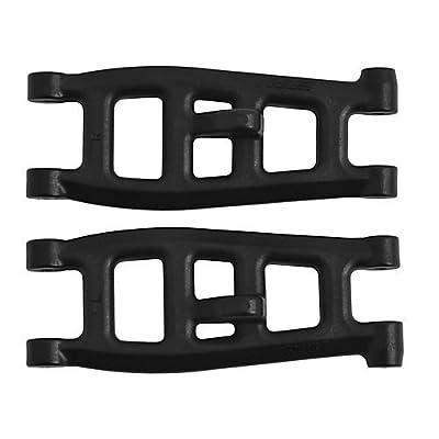 Front A-arms, Black; ECX Circuit, Ruckus & Torment