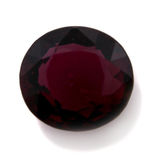 Natural Africa Purple Spinel Loose Gemstone Oval Cut 7*6mm 1.80cts SI Grade