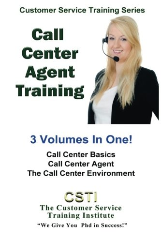 Call Center Agent Series: 3 Volumes In One (Customer Service Training Series) (Amazon Customer Service Agent compare prices)