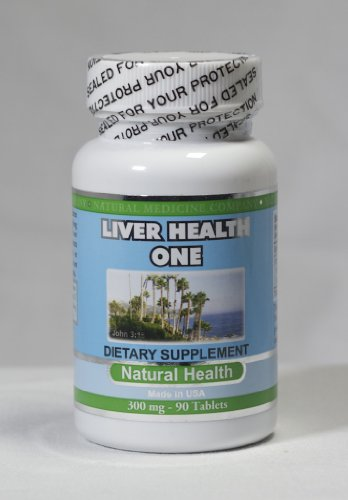 Liver Health One (90 Tablets - 300Mg)