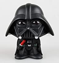 New 4″/10cm Darth Vader Action Figure Star Wars, Bobble-Head/Head-Shaking Design Interior Car…