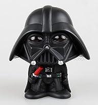 New 4″/10cm Darth Vader Action Figure Star Wars, Bobble-Head/Head-Shaking Design Interior Car…