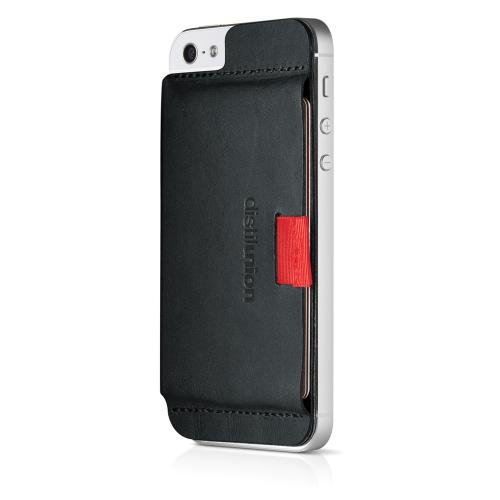 Best Price Distil Union Wally Case for iPhone 5 - Retail Packaging - Ninja Black