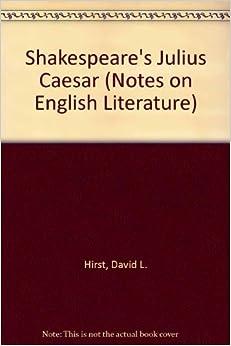 Julius caesar english literature notes