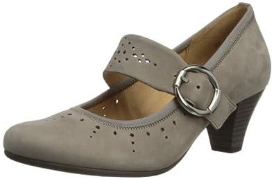 Gabor Shoes Gabor 85.480.13 Damen Pumps, Grau (fumo), EU 37.5 (UK 4.5) (US 7)