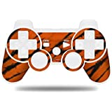 Sony Ps3 Controller Decal Style Skin Tie Dye Bengal Belly Stripes (Controller Not Included)