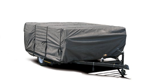 Camco 45762 10'-12' ULTRAGuard Pop-Up Camper Cover (46