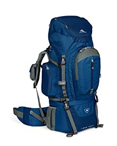 High Sierra 59601-453 Classic Series Long Trail 90 Internal Frame Pack 36x15.25x11-Inches 5500 Cubic-Inches 90 Liters (Pacific)