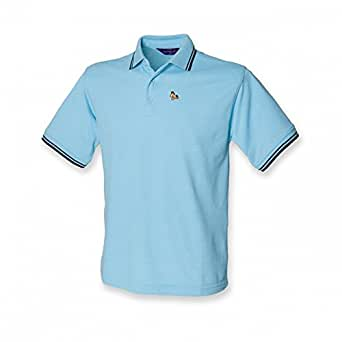 kids little horse logo polo shirt clothing