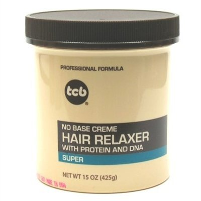 Tcb Hair Relaxer 15oz. Super Jar (3 Pack)