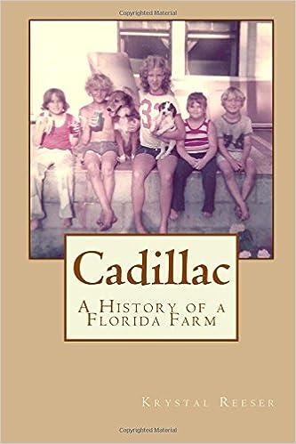 Cadillac Book