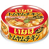 いなば食品 トムヤムチキン 125g缶詰 12個