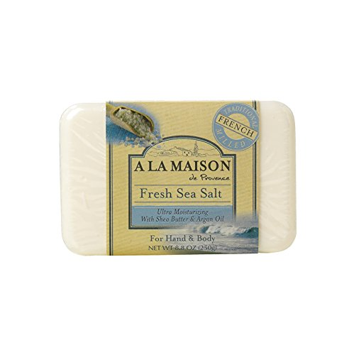 A la maison bar soap fresh sea salt 8 8 ounce a la for A la maison soap review