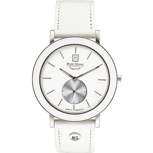 Bruno Söhnle Women's Quartz Watch Analogue Display and Leather Strap 17-93139-941