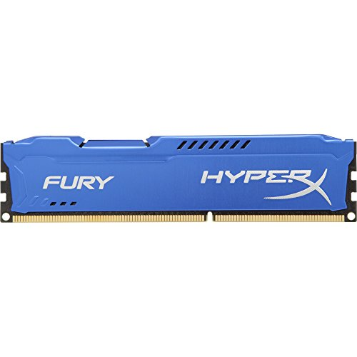 KINGSTON Kingston HyperX FURY Blue HX318C10F4 DDR3-1866 4GB512Mx64 CL10 Memory HX318C10F 4