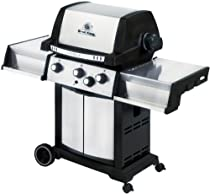 Hot Sale Broil King 987834 Sovereign 70 Liquid Propane Gas Grill with Rear Rotisserie Burner and Kit