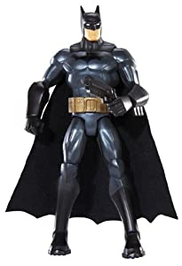 "DC Comics Total Heroes Batman 6"" Action Figure"
