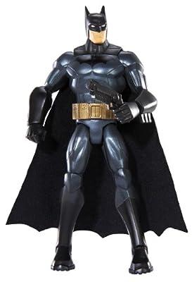 "DC Comics Total Heroes Batman 6"" Action Figure by Mattel"