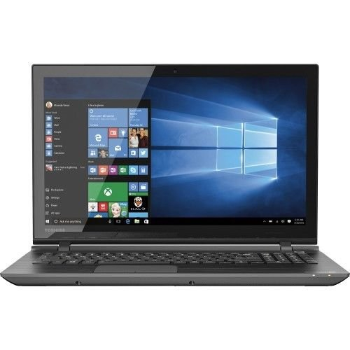 Toshiba – Satellite 15.6″ Touch-Screen Laptop -5th Gen Intel Core i3 Processor/ 6GB Memory / 1TB HD / DVD±RW/CD-RW / Webcam / Windows 10