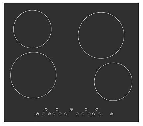 cookology-60cm-ceramic-hob-cet600-600mm-black-glass-built-in-electric-hob-with-touch-controls