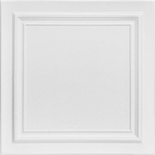 a-la-maison-ceilings-1993-line-art-styrofoam-ceiling-tile-package-of-8-tiles-plain-white