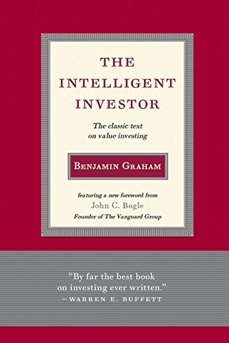 The Intelligent Investor: The Classic Text on Value Investing ISBN-13 9780060752613