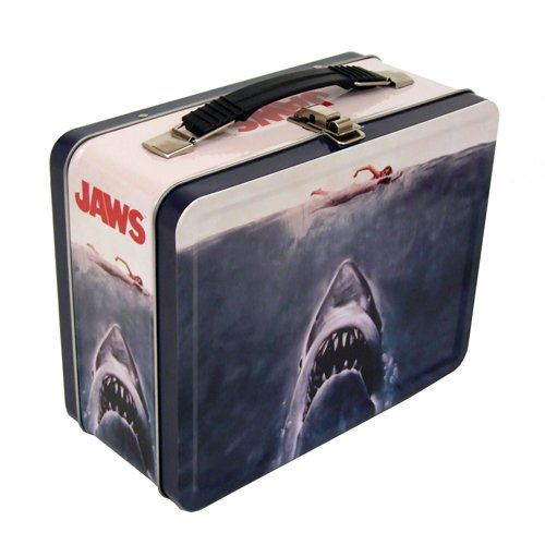 Factory Entertainment Jaws Tin Tote Bag 0