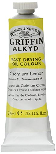 winsor-newton-1916086-37ml-griffin-alkyd-farbe-tube-cadmium-lemon