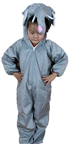 ShonanCos Kid Perform Clothes Halloween Costume Cosplay Product Animal (2'11