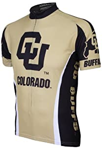 NCAA Colorado Cycling Jersey by Adrenaline Promotions